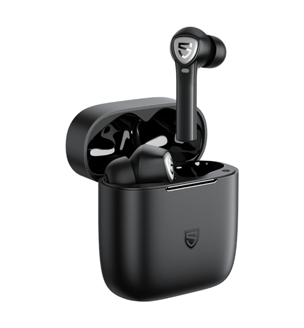 SoundPeats TrueCapsule 2 TWS True Wireless Earphones 4 Mic With Noise Reduction 40Hrs Playtime - soundpeats