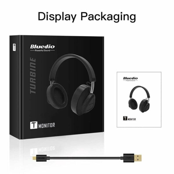 Bludio Wireless Headphone