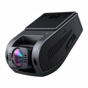 AUKEY DR02J 4K 157 FOV Wide Angle Night Vision Dashboard Camera Recorder - Black