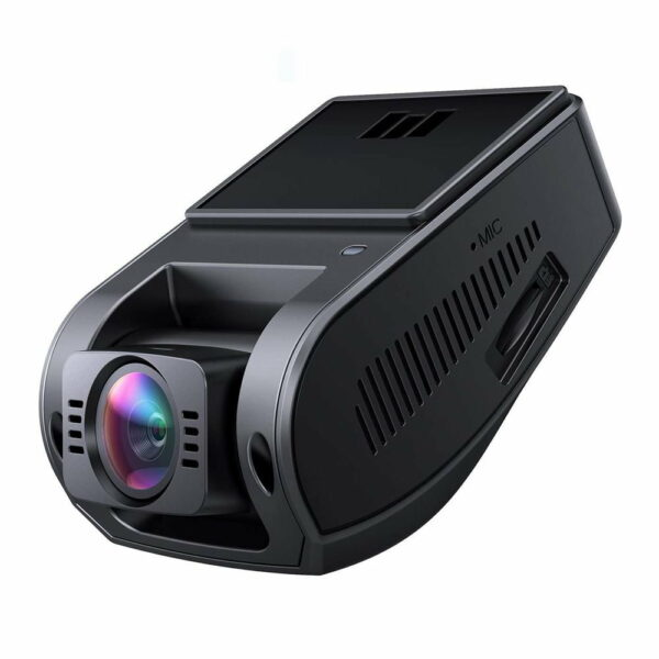 AUKEY DR02J 4K 157 FOV Wide Angle Night Vision Dashboard Camera Recorder - Black