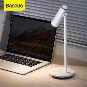 Baseus Lighting i-wok Series Desk Lamp Office Reading Spotlight