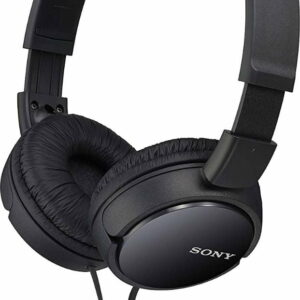 Sony MDR-ZX110 Stereo Headphones - Black