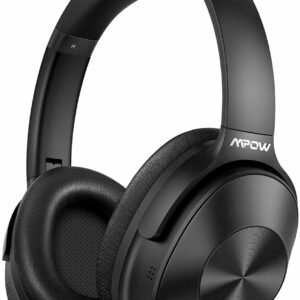 Mpow H12 Active Noise Cancellation Over The Ear Wireless Bluetooth Headphone
