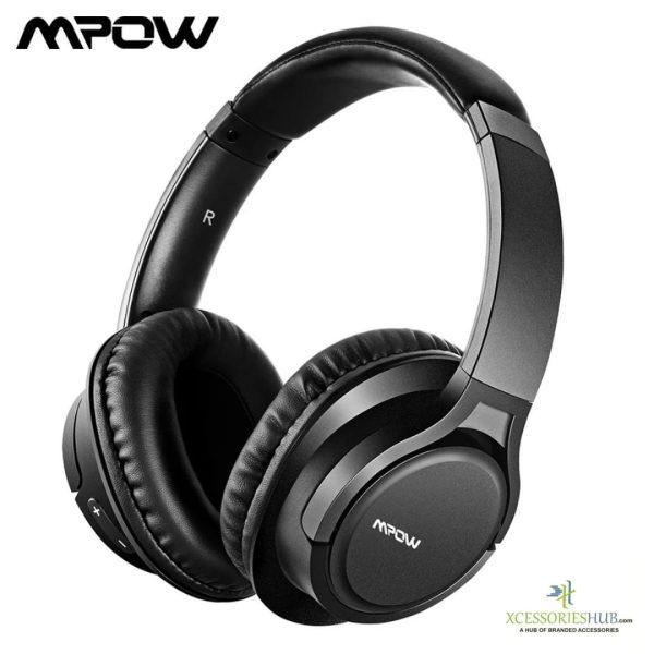 Mpow H7 Wireless Bluetooth Headphone HiFi Stereo Headset Microphone
