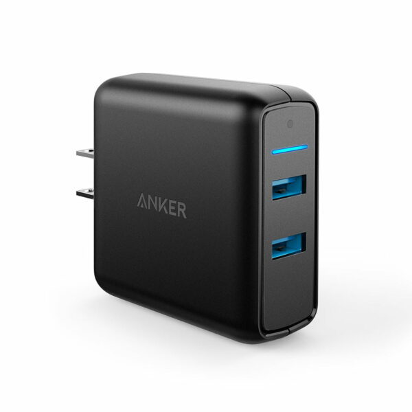 Anker PowerPort Speed 2 39W Quick Charge Wall Charger A2025J11