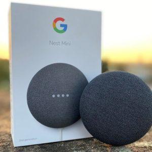 Google Nest Mini Smart Speaker 2nd Generation