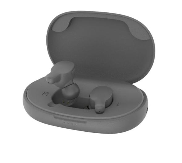 REMAX TWS-3 Mini True Wireless Stereo Earphone bluetooth 5.0 Smart Touch Bilateral Call Waterproof In-ear Music Headphone With 2000mAh Power Bank