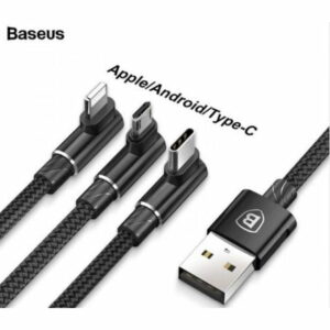 BASEUS 3-IN-1 MOBILE GAMING CABLE