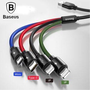 baseus three primary colors