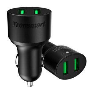 Tronsmart CC2TF 36W 4X Faster Charging Speed Car Charger