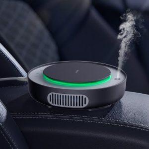 Baseus Freshing Breath Car Air Purifier Mini Electric Air Ionizer Cleaner CRJHQ01-01
