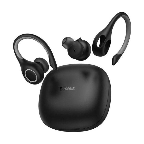 Baseus Encok W17 True Wireless Earphones Sports Edition Qi Wireless Charging