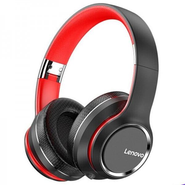 Lenovo HD200 Fold Headphone Wireless Bluetooth 5.0 With Noise Cancellation