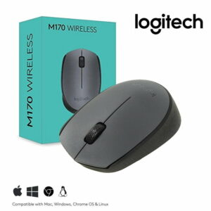 Logitech Wireless USB Mouse - M170