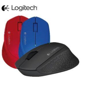 Logitech M331 Wireless Mouse - Silent Plus