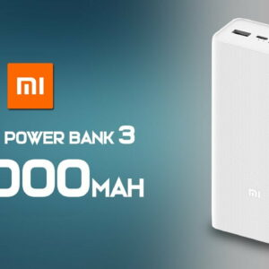 Xiaomi Power bank 3 30000mAh PB3018ZM 3 USB Type C 18W Fast Charging