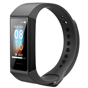 "Xiaomi Redmi Band 1.08"" Color Screen 4C Heart Rate Monitor Bracelet Smart Wristband - Black"