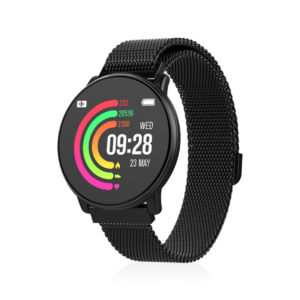 Riversong Motive C Smart Watch Black (SW02)