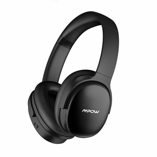 Mpow H10 Active Noise Cancellation Over The Ear Wireless Bluetooth