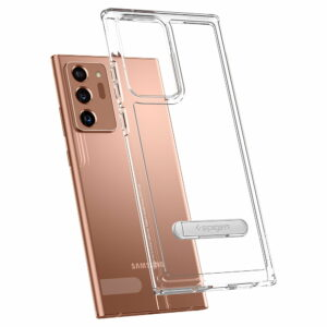 Galaxy Note 20 Ultra Ultra Hybrid S Case by Spigen – ACS01395 – Crystal Clear