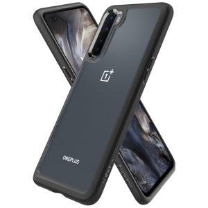 OnePlus Nord Ultra Hybrid Spigen ACS00991 Matte Black