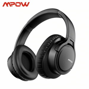 Mpow H7 Wireless Bluetooth Headphone HiFi Stereo Headset 6.0 Microphone