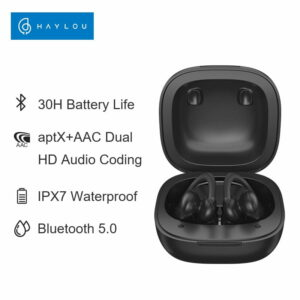 Haylou T17 TWS Bluetooth Sport Earphones Aptx
