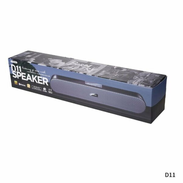 remax d11 bluetooth speaker