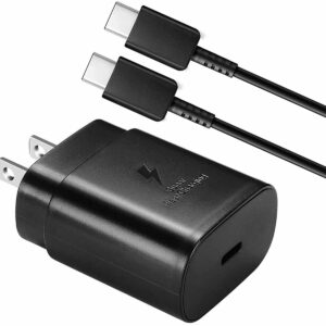 Samsung 25W Type-C Super Fast Charger- S21