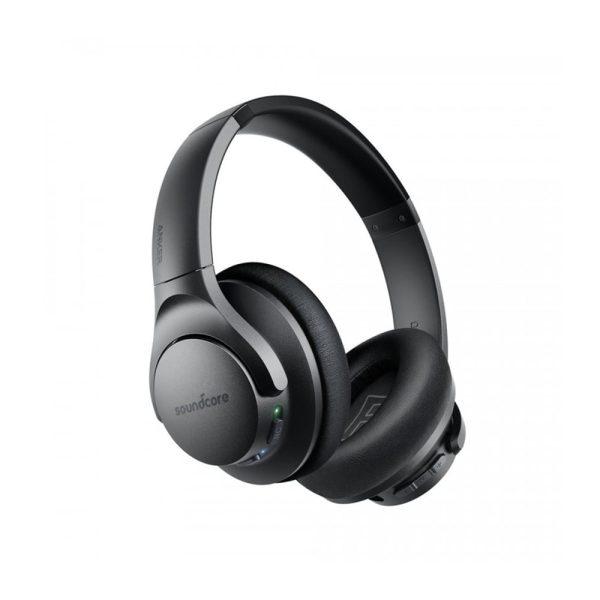 Anker SoundCore Life Q20 Headphones 18 months warranty – Black – A3025011-1
