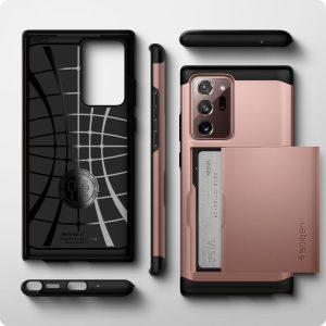 Galaxy Note 20 Ultra Slim Armor Case by Spigen