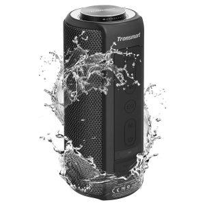 Tronsmart T6 Plus Upgraded Edition SoundPulse™ Bluetooth Speaker - Black