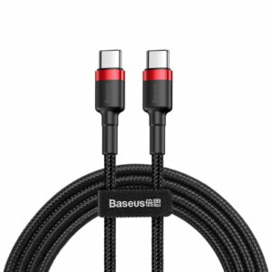 Baseus Cafule Series Type-C to Type-C PD2.0 60W Flash Charge Cable(20V 3A)