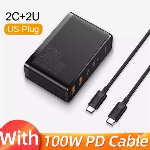 BASEUS GaN2 Pro 2 Type-C+ Type C Charging Cable